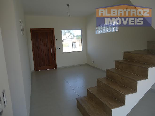 Casa nova com escritura pública, Ribeirão da Ilha, Florianópolis, SC