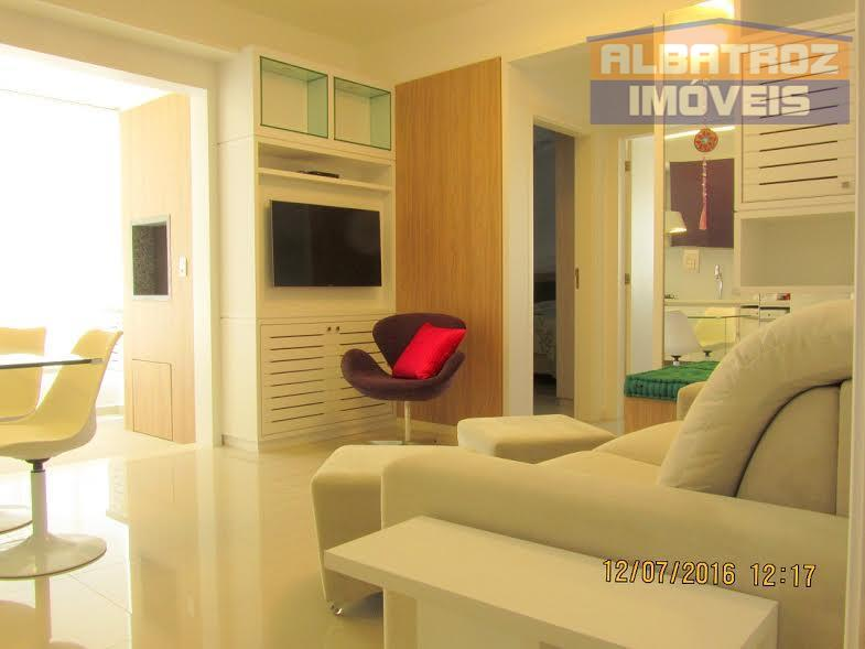 Lindo apartamento, 2 suítes + lavabo, finamente mobiliado e decorado, Canasvieiras, Florianópolis, SC