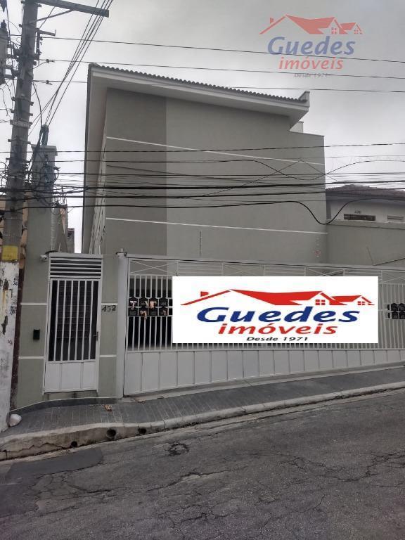 CONDOMÍNIO FECHADO - VILA GUSTAVO