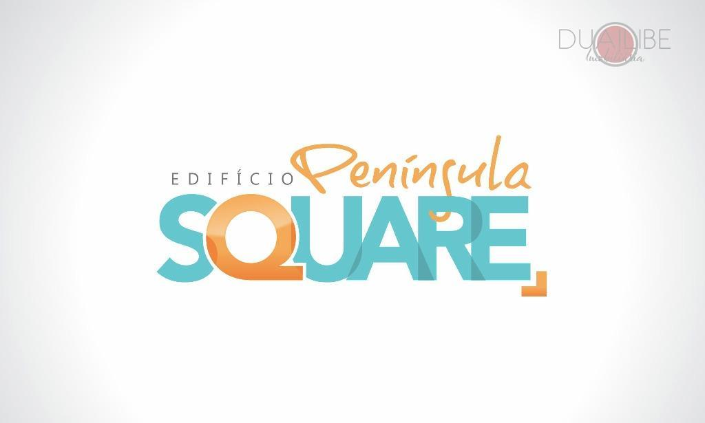 edifício península squaremais um lançamento da delman, localizado no novo bairro urbanizado da cidade, a península...