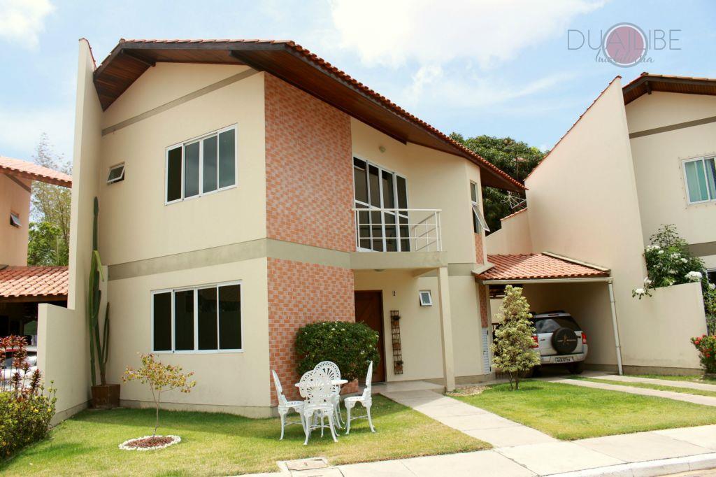 Casa duplex à venda no Araçagy, Cond. Sonho Verde, fino acabamento