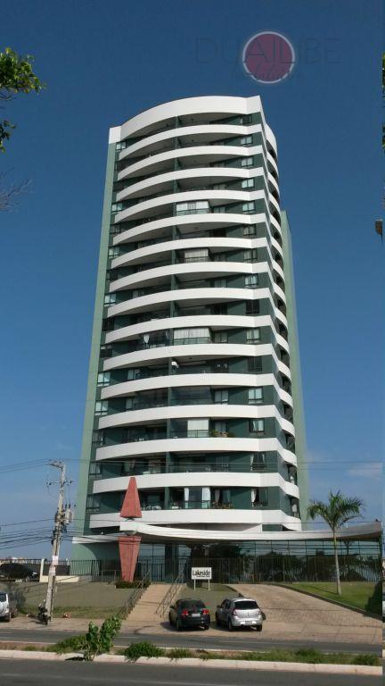 Apartamento à venda no Cond. Lakeside, Ponta da areia.