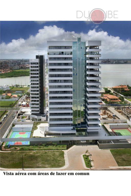 Apartamento residencial à venda, Calhau, São Luís.