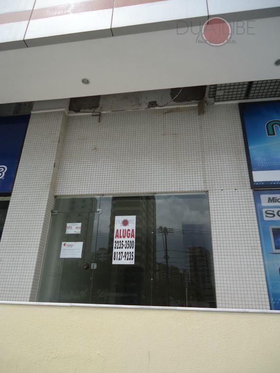 Loja comercial para locação, Calhau, São Luís.