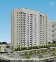 Apartamento residencial para locação, Cohafuma, São Luís.