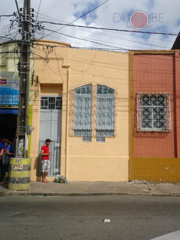 Casa  comercial para locação na Rua do Passeio, Centro