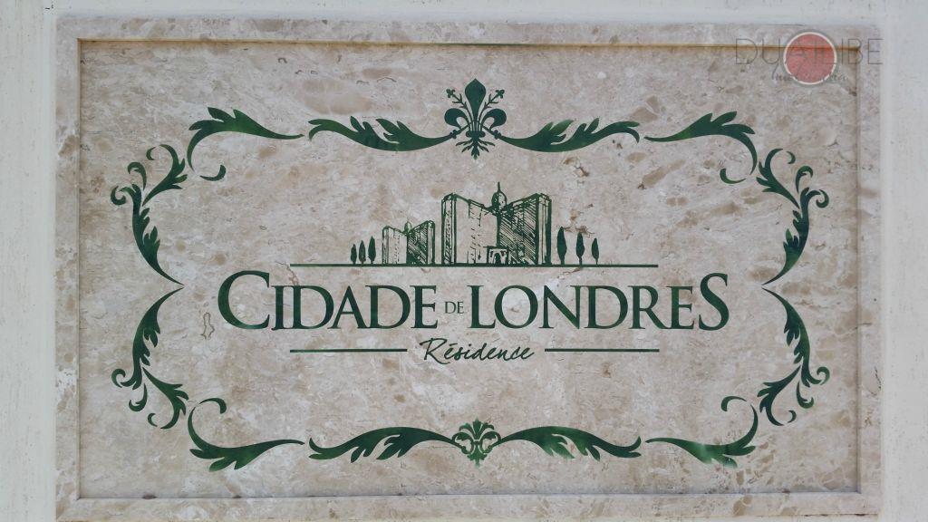 Apartamento  à venda no Cond. Cidade de Londres