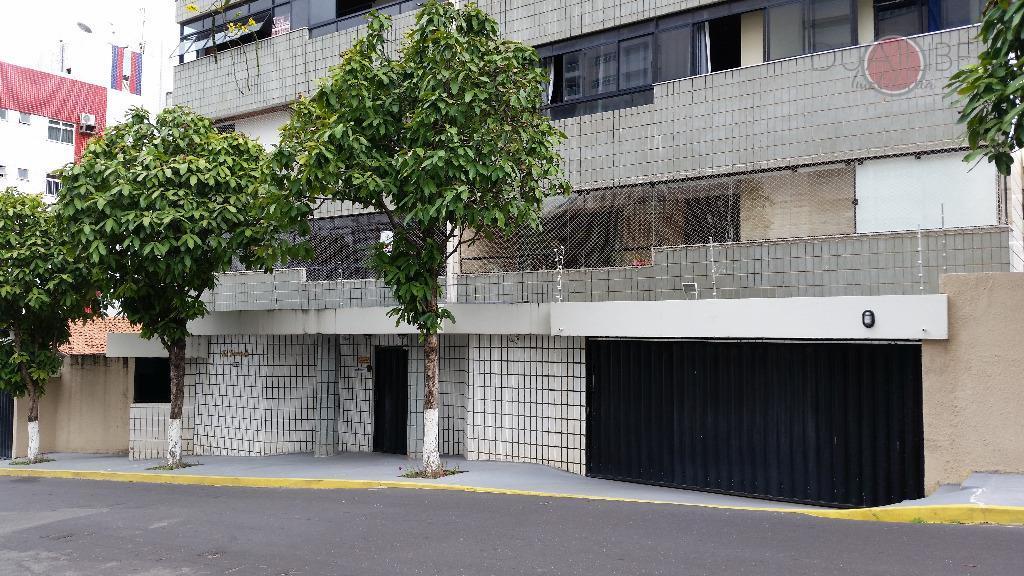 Apartamento todo reformado  Ed. Demoiselle   residencial à venda, Jardim Renascença, São Luís.