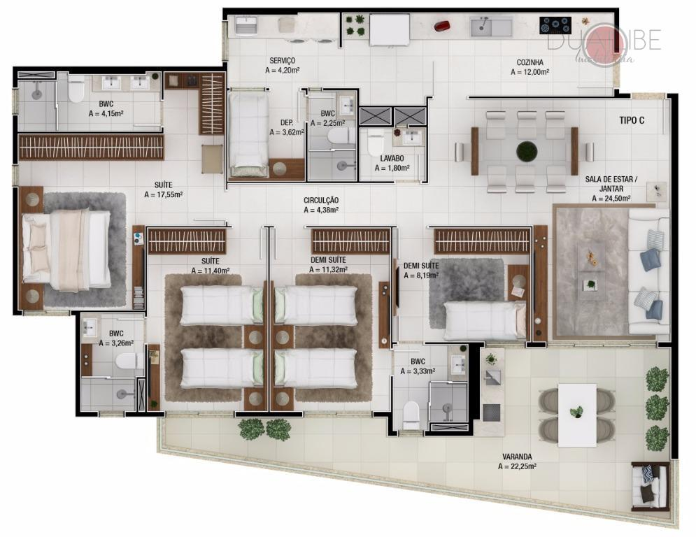 lançamento. essenza residencial no bairro renascença ii.venha morar com exclusividade no melhor bairro de são luisapartamentos...