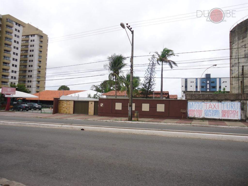 casa comercial na avenida são luís rei de frança, com área de terreno medindo 1000m² e...
