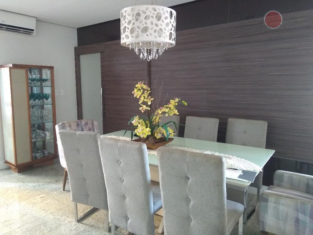 Apartamento à Venda no Condomínio Zurich com 4 dormitórios, 113 m² por R$ 680.000 - Jardim Renascença - São Luís/MA