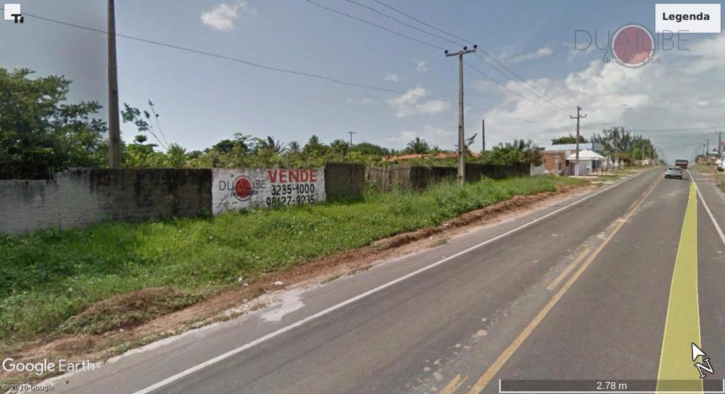Terreno  comercial à venda, Loteamento Farol Araçagi, Raposa.