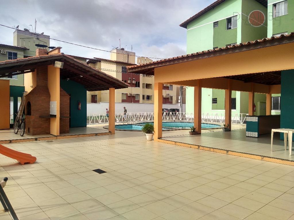 Apartamento residencial à venda, Turu, São Luís.