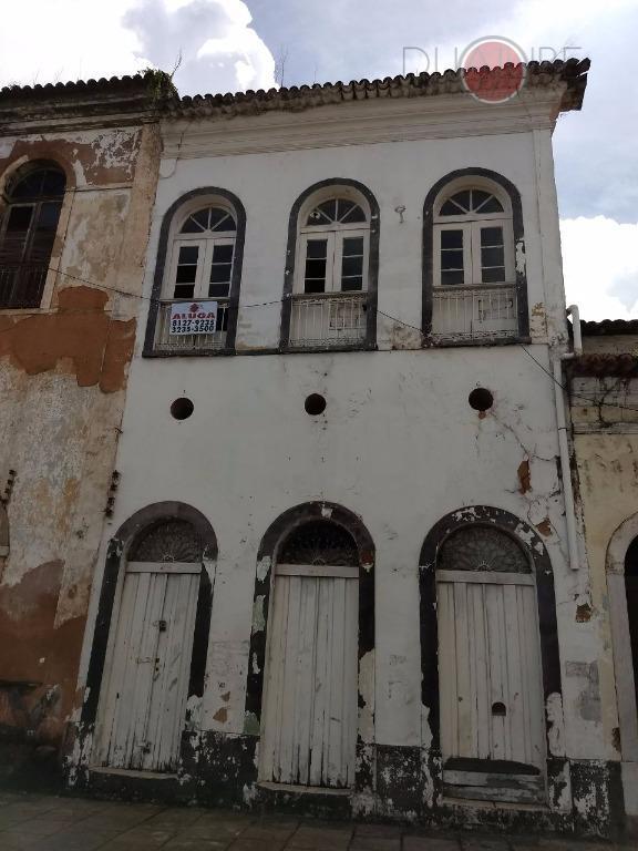 Prédio comercial para locação, Centro, São Luís - PR0003.