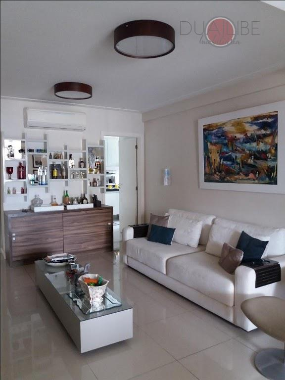 Apartamento à Venda no Ed Monte Pascoal com 3 dormitórios, 110 m² por R$ 660.000 - Jardim Renascença - São Luís/MA