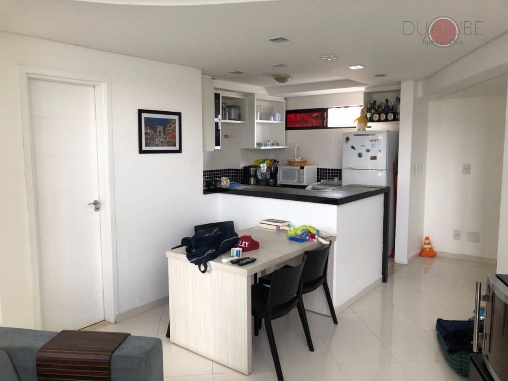 apartamento residencial à venda, ponta d areia, são luísmuito bem localizado, de frente para o mar,...