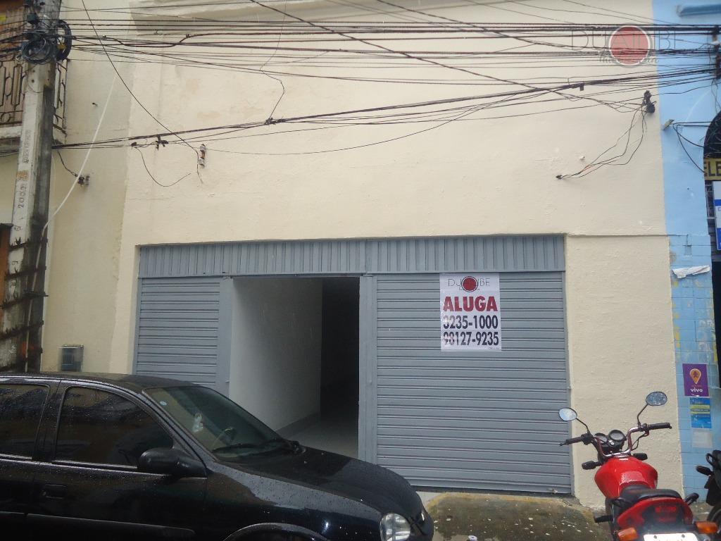 Loja comercial para locação, Centro, São Luís.