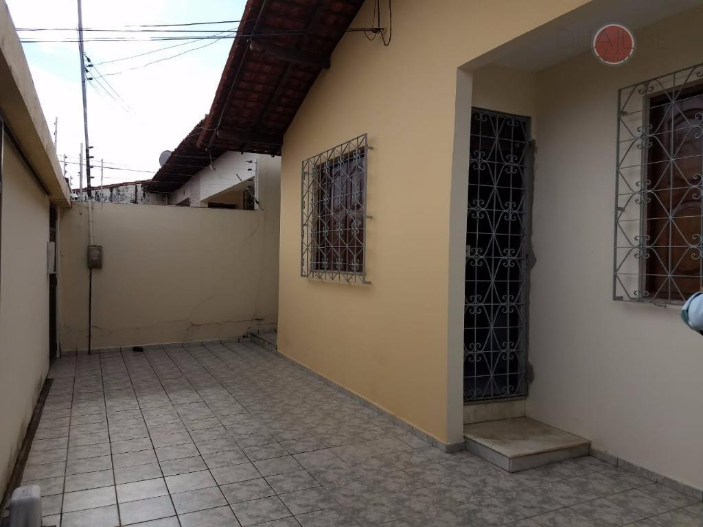 Casa com 4 dormitórios à venda, 170 m² por R$ 395.000 - Cohama - São Luís/MA