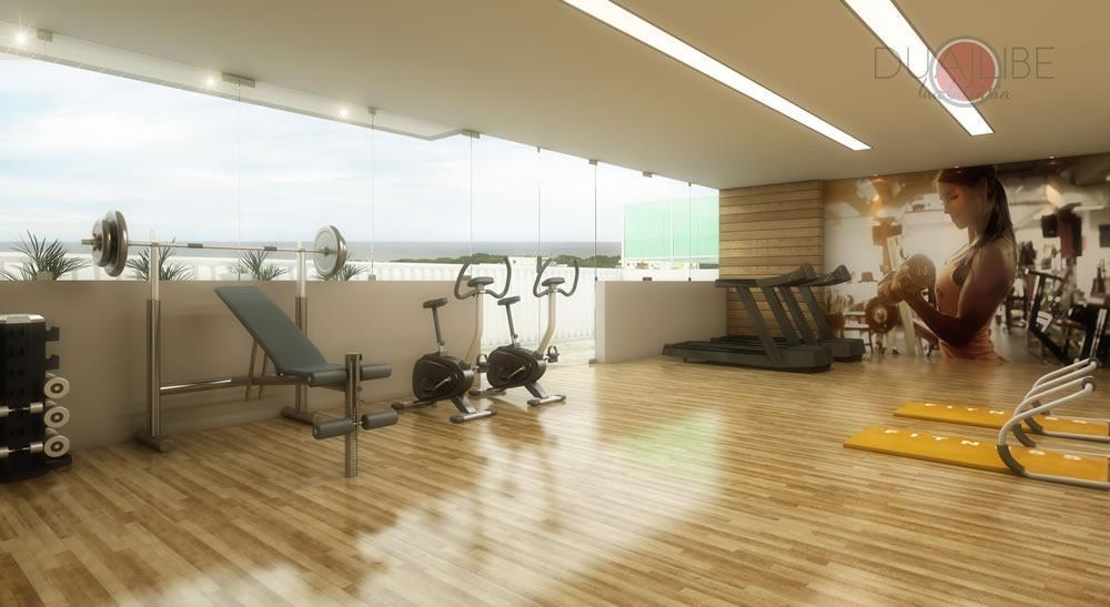 qualidade e bom gosto estão presentes nessa moderna área de lazer.espaço gourmetespaço leituraespaço fitnesssalão de festaspiscina...