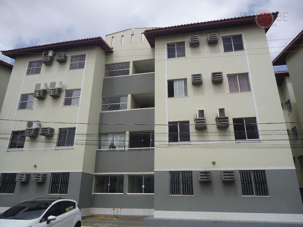 Apartamento residencial para locação, Vila Vicente Fialho, São Luís.