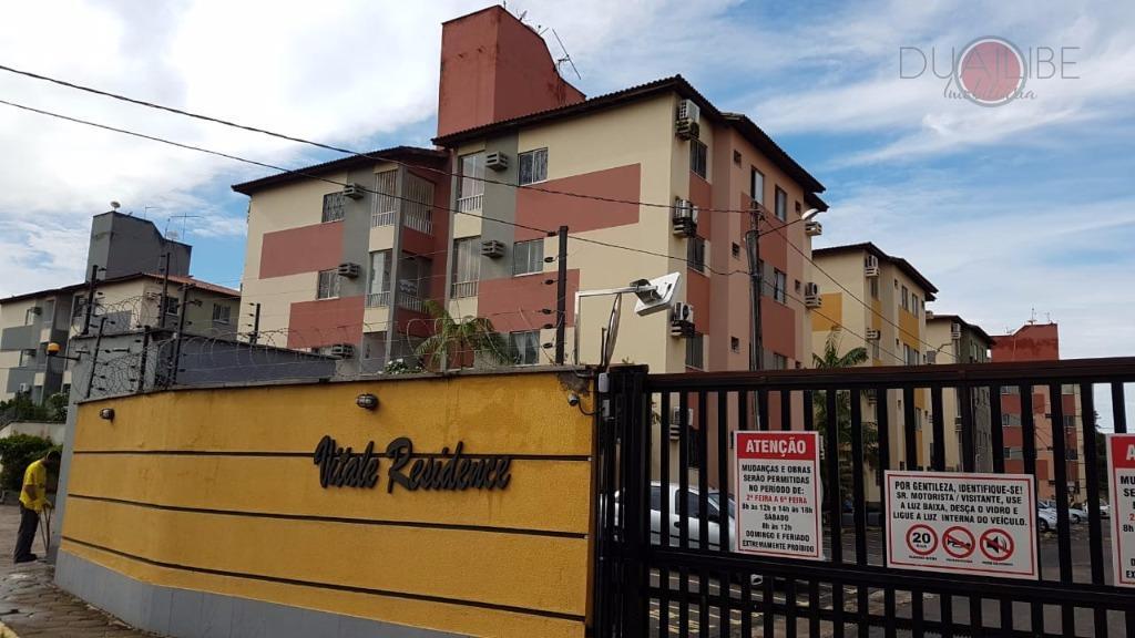 Apartamento residencial à venda, Jardim Eldorado, São Luís.