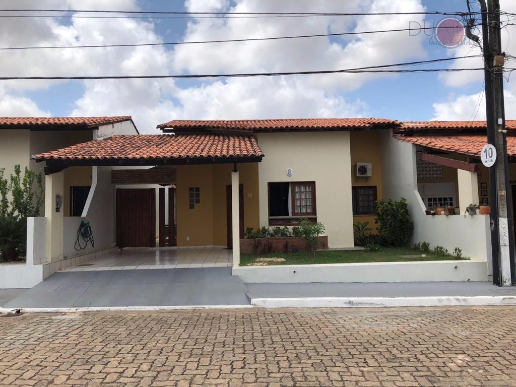 Casa Condomínio Roma à venda, Olho D Água, São Luís.