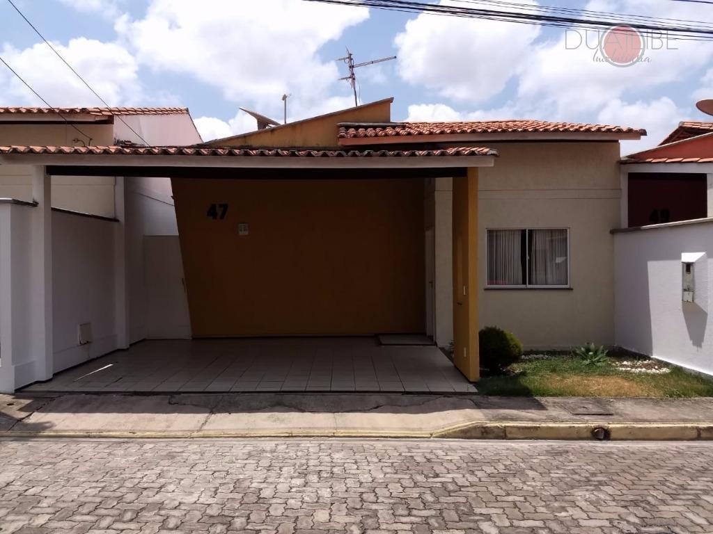 Casa no Condominio Majestic com 3 dormitórios para alugar, 94 m² por R$ 2.600/mês - Vila Vicente Fialho - São Luís/MA