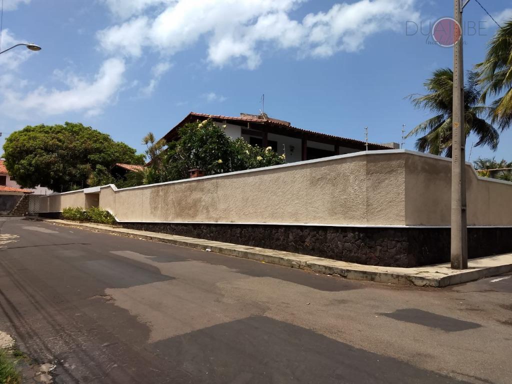 Casa Residencial  à venda com 4 dormitórios, 443 m² por R$ 1.800.000 - Calhau - São Luís/MA