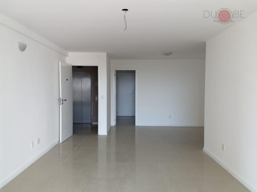 apartamento com 3 dormitórios para alugar, 137 m² por r$ 2.800,00/mês - ponta d areia -...