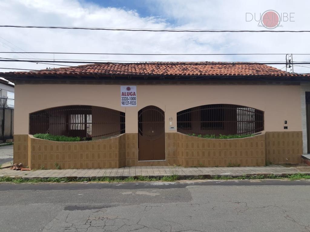 Casa com 3 dormitórios para alugar, 150 m² por R$ 2.700/mês - Cohama - São Luís/MA