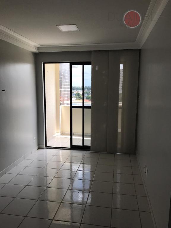 Cond Ilha de Capri com 2 dormitórios à venda, 54 m² por R$ 300.000 - Calhau - São Luís/MA
