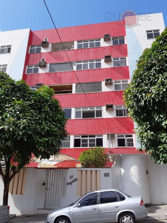 Apartamento com 3 dormitórios à venda, 131 m² por R$ 490.000 - Jardim Renascença - São Luís/MA