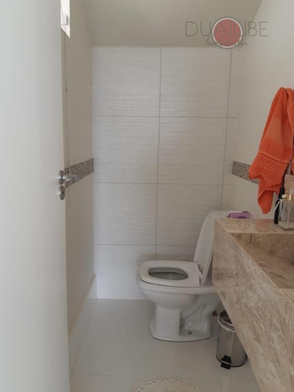 casa com 3 dormitórios à venda por r$ 550.000 - central park araçagy - são josé...
