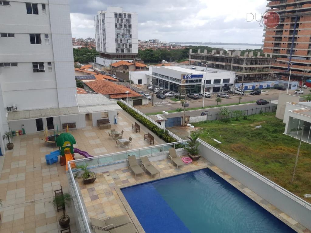Apartamento com 2 dormitórios à venda, 81 m² por R$ 590.000 - Ponta D Areia - São Luís/MA