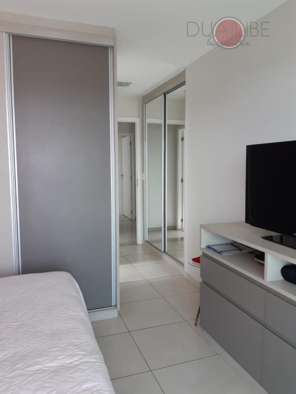 reserva renascença - 9 andar nascente, ventilação favorável em dois quartos (melhor coluna da torre a)...