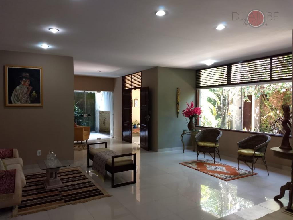Casa à venda com 4 suítes por R$ 980.000,00 - Olho D Água - São Luís/MA
