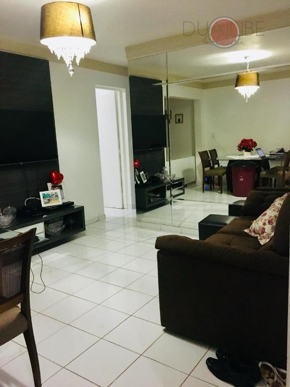 Apartamento à venda com 2 dormitórios, 57 m² por R$ 160.000 - Turu - São Luís/MA