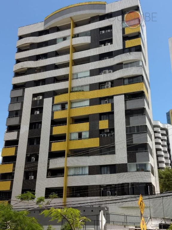 Apartamento à venda no Ed. Andaluzia com 4 dormitórios, 138 m² por R$ 560.000 - Jardim Renascença - São Luís/MA