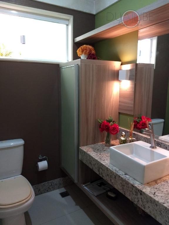 casa residencial no condomínio quintas do calhau com 4 dormitórios, 02 vagas de garagem, mobiliada, piscina....