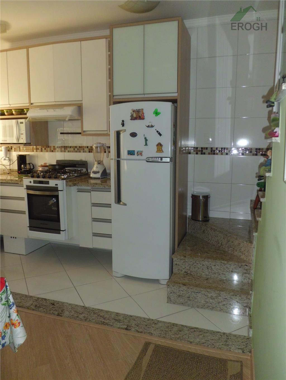 excelente cobertura na vila scarpelli, 70m² + 70m² mobiliada e decorada, com 2 dormitórios, sendo 1...