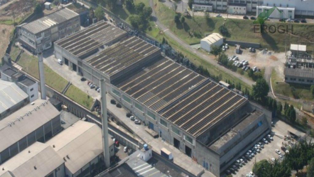 Galpão industrial para venda e locação, Planalto, São Bernardo do Campo.