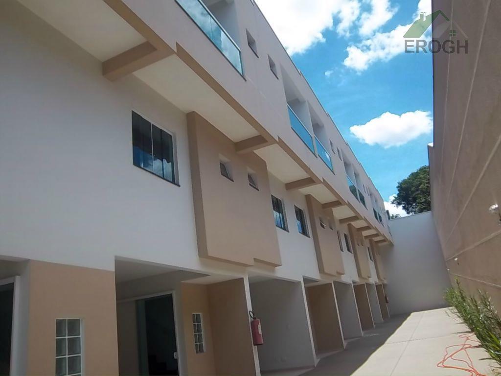 Sobrado residencial à venda, Vila Vitória, Santo André.