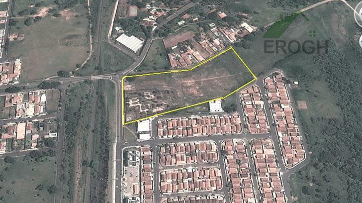 Área residencial à venda, Loteamento Linda Chaib, Mogi Mirim.
