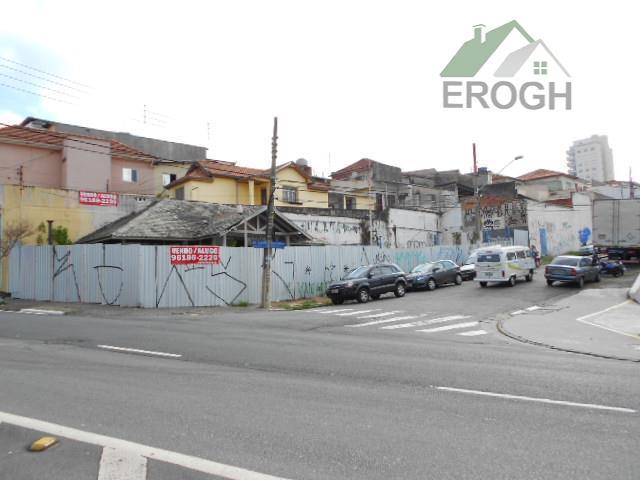 Terreno residencial para venda e locação, Santana, São Paulo.