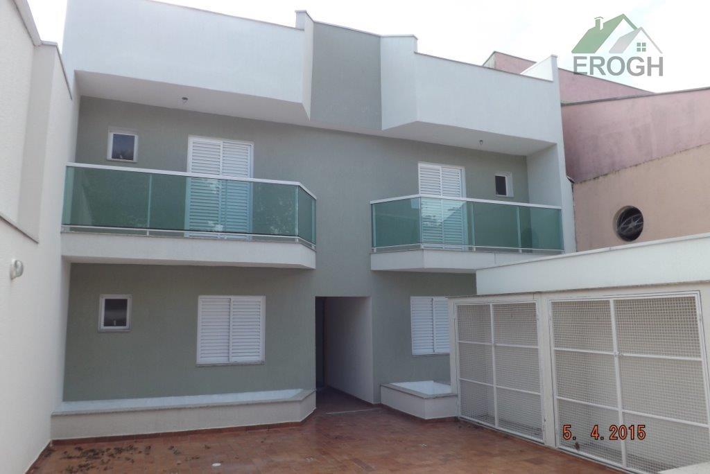 Cobertura residencial à venda, Vila Eldízia, Santo André.