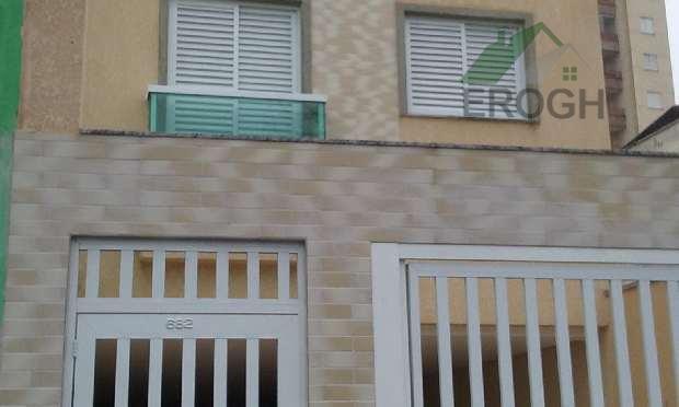 Cobertura residencial à venda, Casa Branca, Santo André.