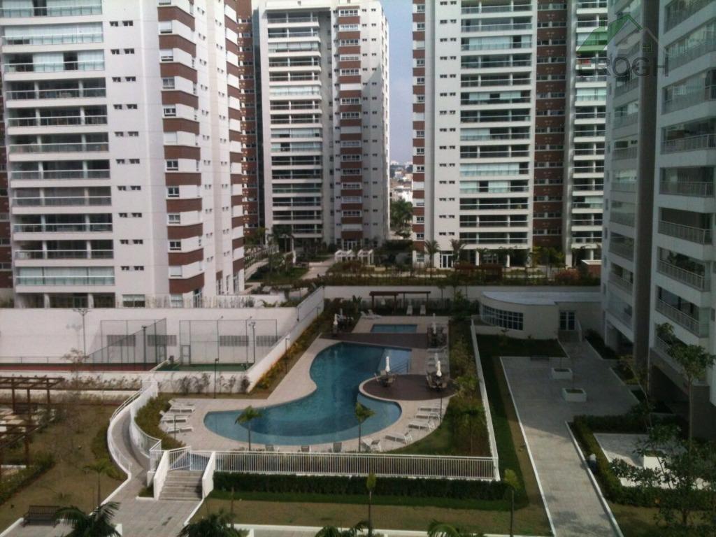 Apartamento residencial à venda, Santo Antônio, São Caetano do Sul.