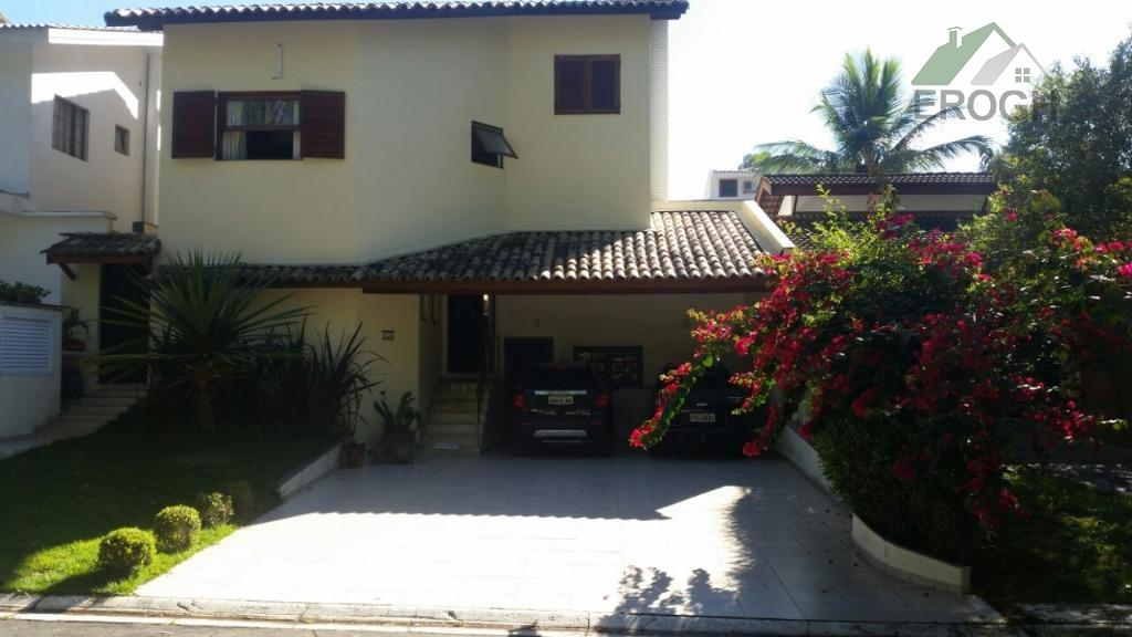 Casa residencial à venda, Residencial Quatro (Alphaville), Santana de Parnaíba.