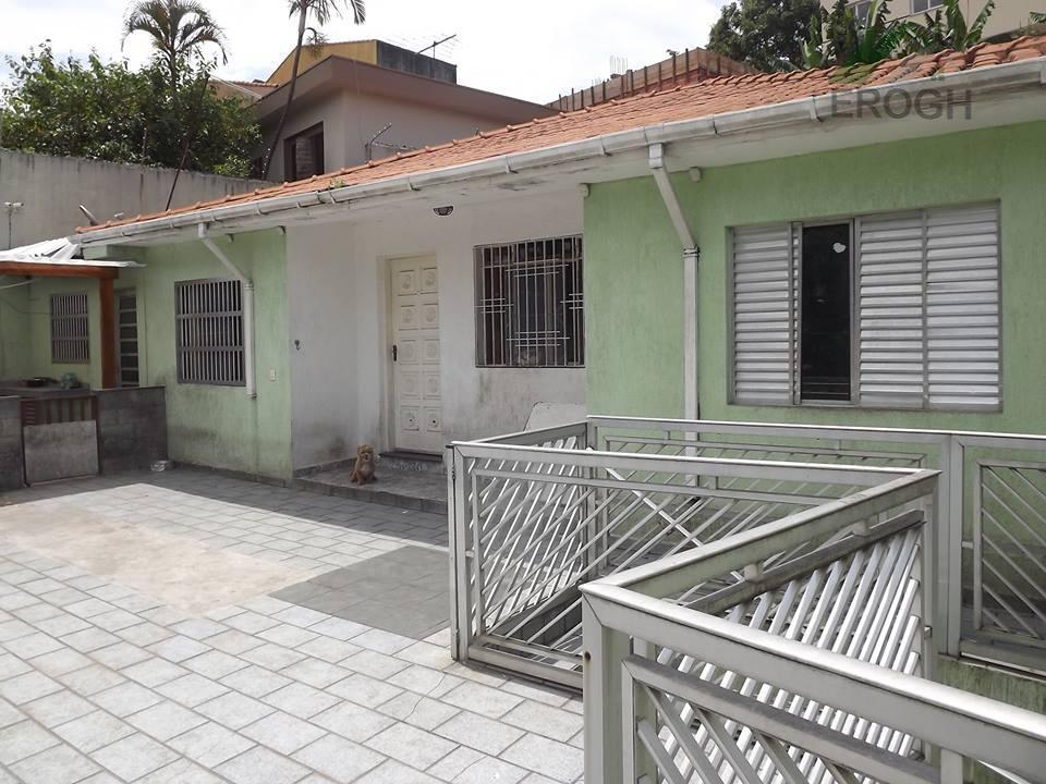 Casa residencial à venda, Vila Eldízia, Santo André.