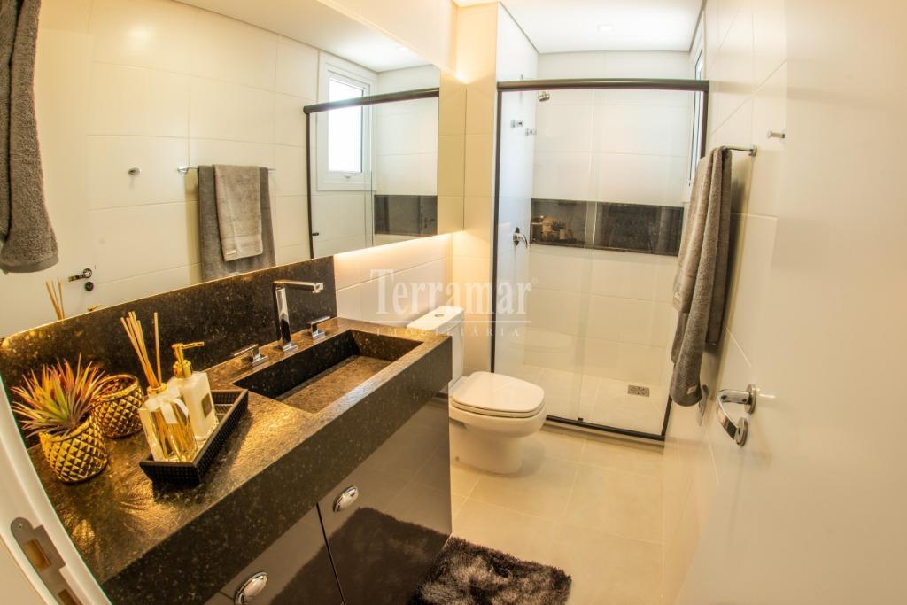 Banheiro/Suíte 2 - Apartamento Modelo